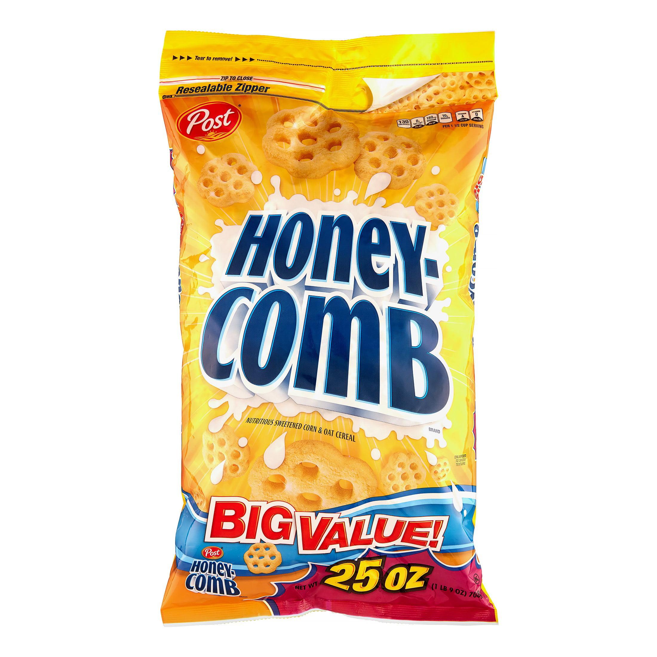 Post Honeycomb Cereal, 25 Oz
