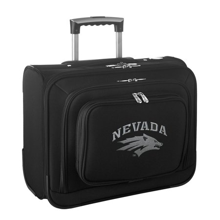 Denco NCAA Wheeled Laptop Overnighter, Nevada