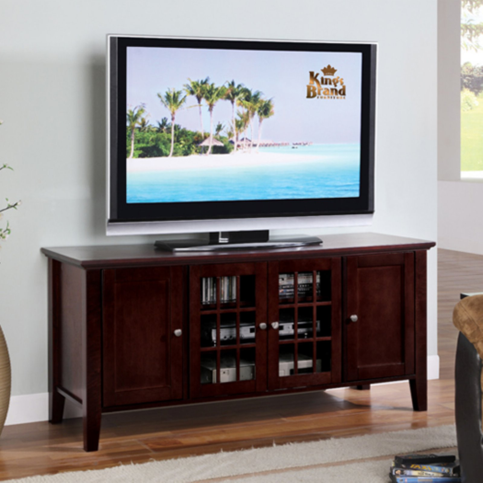K&B Furniture 54 in. TV Stand