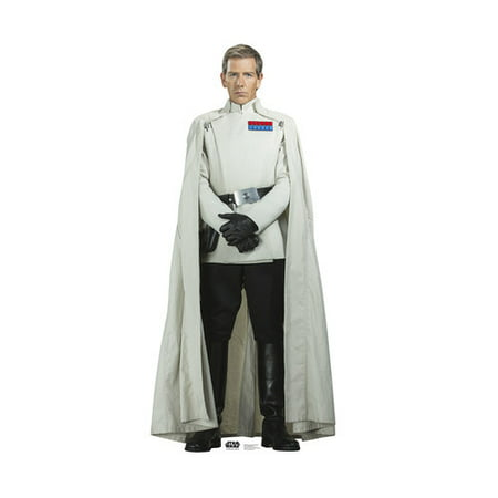 (Advanced Graphics Star Wars Rogue One Director Orson Krennic  Life-Sized Cardboard Cutout)