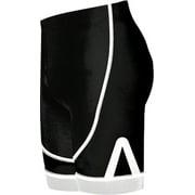 Primal Wear Onyx EVO Men's Cycling Short: Black/White, MD