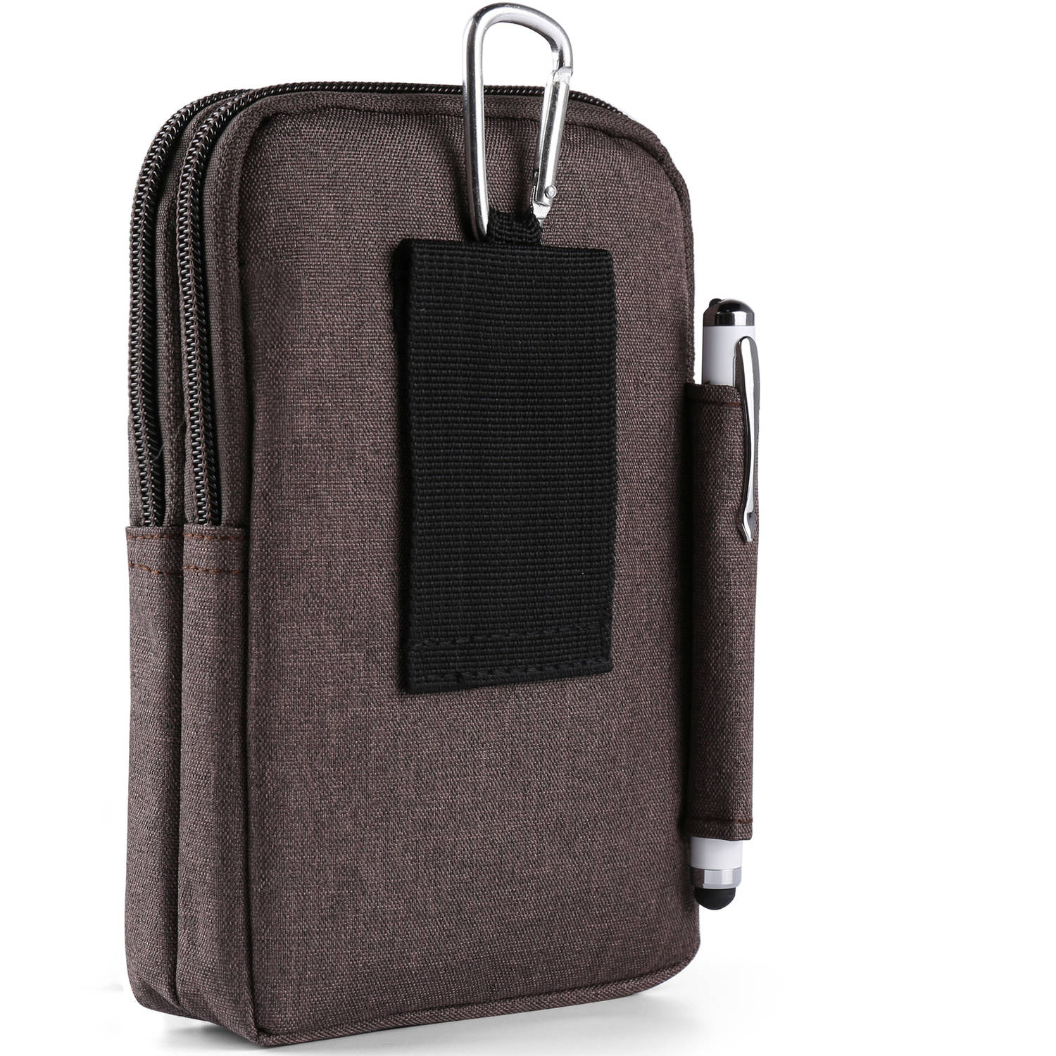 new style 6d097 30679 Universal Utility Travel Waist Pouch Carrying Case for Apple iPhones and  Android Phone Devices