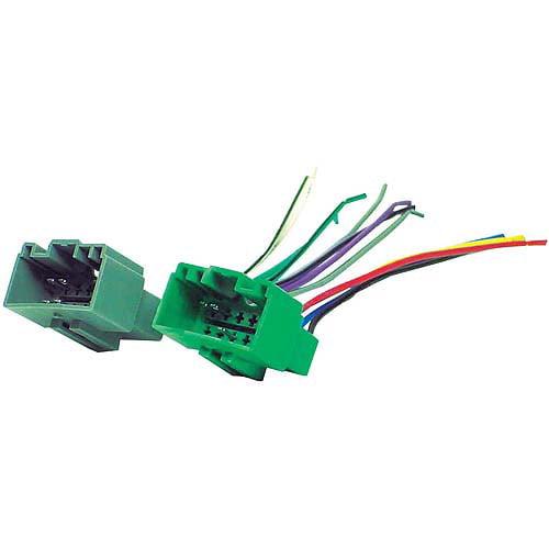 Scosche Vo03b  Connector For Car Radio    Stereo