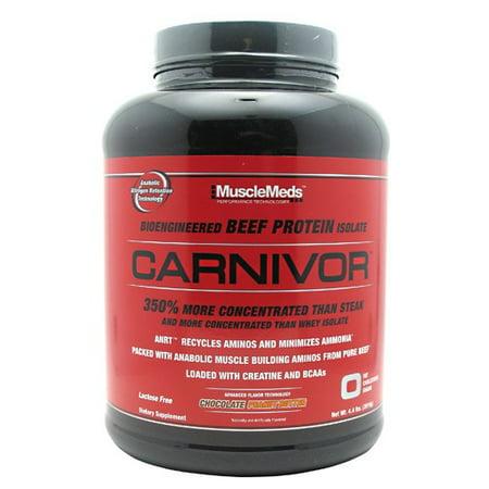 MuscleMeds Carnivor Chocolate Peanut Butter 4 lbs
