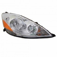 Go-Parts » 2006 - 2010 Toyota Sienna Front Headlight Headlamp Assembly Front Housing / Lens / Cover - Right (Passenger) Side 81110-AE030 TO2503172 Replacement For Toyota