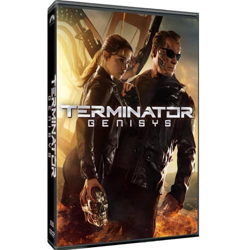 Terminator Genisys (Walmart Exclusive) (With INSTAWATCH) (WALMART EXCLUSIVE)