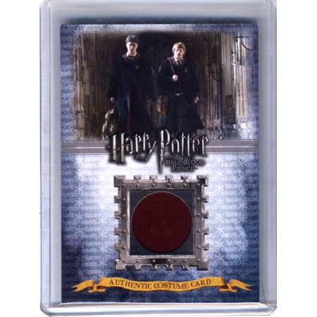 Harry Potter and the Half-Blood Prince Gryffindor Students Authentic Costume Card [421/430] (Prince And The Revolution Halloween Costume)