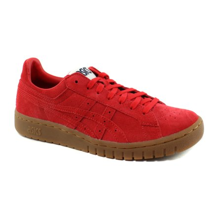 Classic Mens Running Shoe (ASICS Mens Gel-PTG Classic Red/Classic Red Running Casual Shoes)