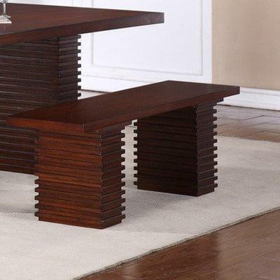 Incredible Hightower Wood Kitchen Bench Seat Walmart Com Machost Co Dining Chair Design Ideas Machostcouk