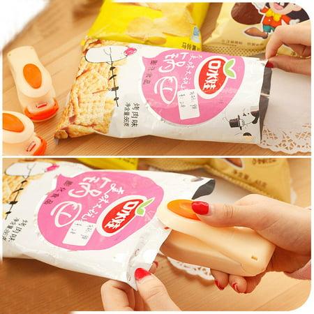 Hot Sale Mini Plastic Bag Impluse Sealer Hheld Tool Kit Portable Heat Sealing Machine Kitchen Accessories Baking Lovers