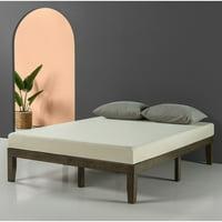 Priage  14 Inch Platform Bed