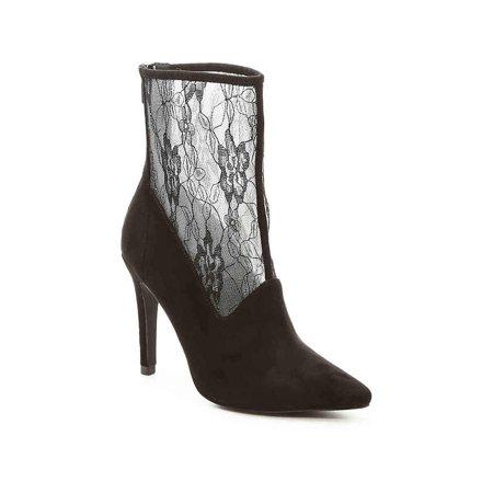 67a77e9d740 Diba - Diba Womens Beth Bootie Fabric Pointed Toe Ankle Fashion Boots -  Walmart.com