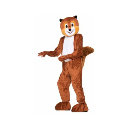 MASCOT-SCAMPER THE SQUIRREL (Forest Hills Halloween Parade)