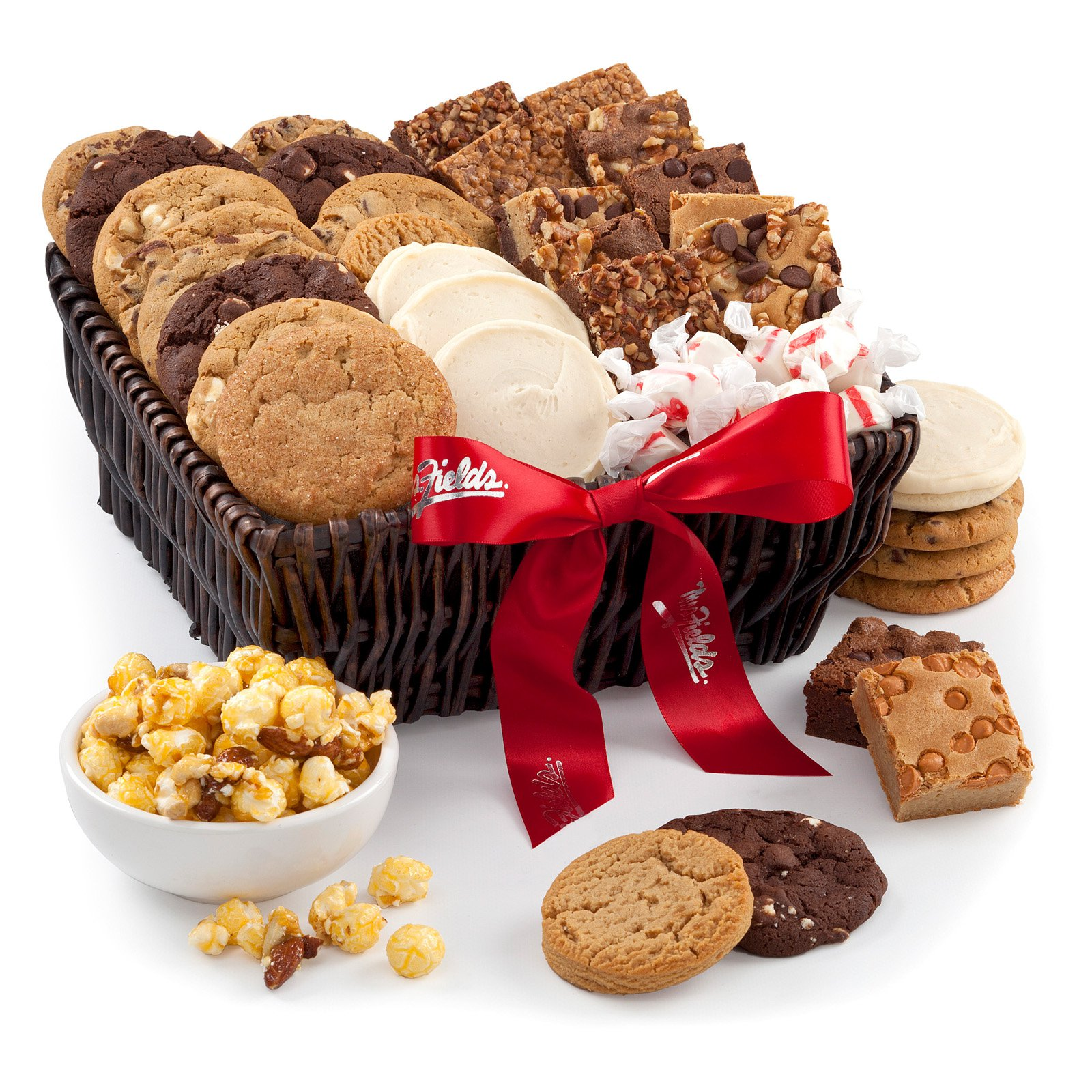 Mrs Fields Cookie and Brownie Basket