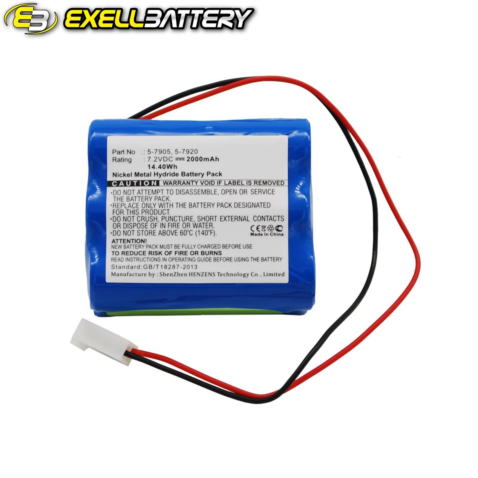 7.2V 2000mAh Medical Battery For Kangaroo Control Enteral...