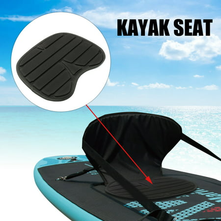 - Kayak Soft Padded Seat Cushion Comfortable Seat Pad EVA For Kayak Canoe Fishing Drift Boat (14.2
