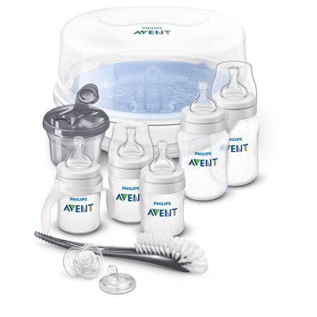 Philips Avent  Anti Colic Bottle Bpa Free Baby Bottle Essentials Gift Set  Scd398 01
