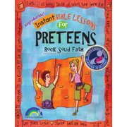 Instant Bible: Rock Solid Faith : Preteens