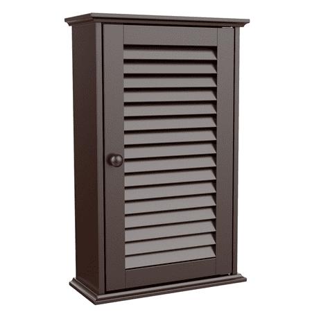 Small Cupboard - Wall Mount Bathroom Cabinet Storage Cupboard Medicine Organizer Kitchen Laundry