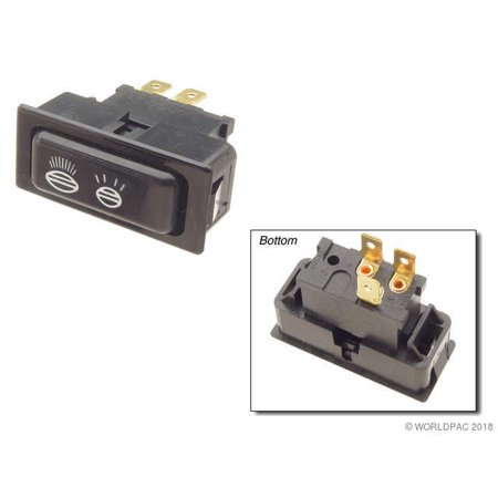Lucas W0133-1630976 Headlight Switch for Triumph - Lucas Switches
