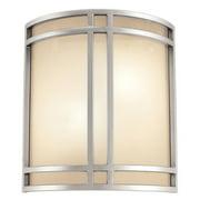 Access Lighting Artemis C20420SATOPLEN1218BS Wall Sconce