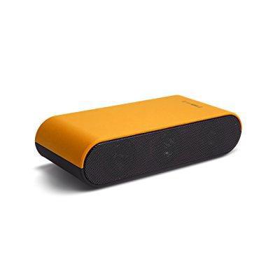 ifrogz if-bsp-ora boostplus near field audio speaker for smartphones and digital music players - retail packaging - orange