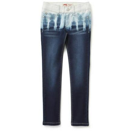 Girls' Skinny Luxe Jeans (Nudie Jeans Tape Ted 16 Dips Dry)