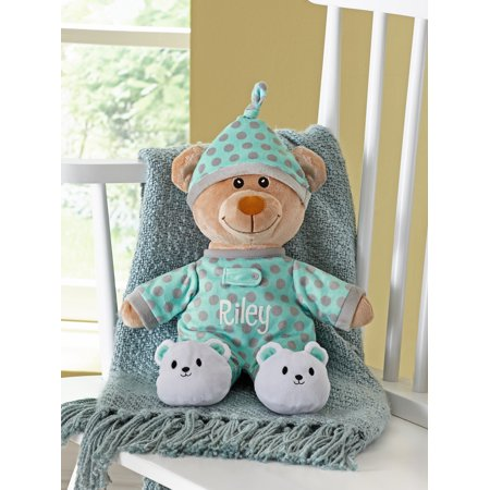 Personalized Pajama Bear - Personalize me! for $<!---->
