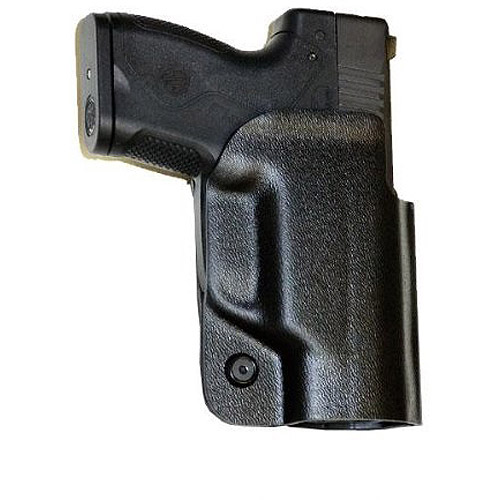 Beretta BU9 Nano Hybrid Concealable Holster, Black, Right-Handed