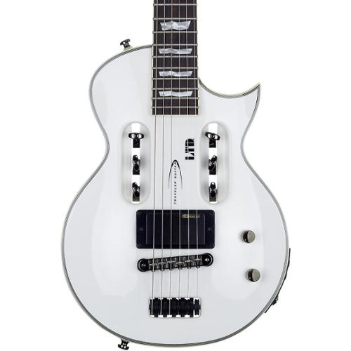 Traveler Guitar LTD EC-1 Electric Travel Guitar White