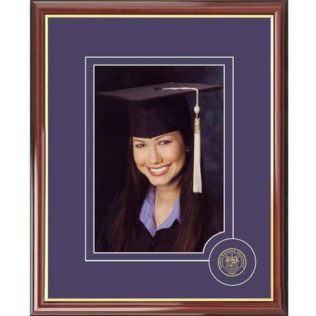 "James Madison University 5"" x 7"" Graduate Portrait Frame"