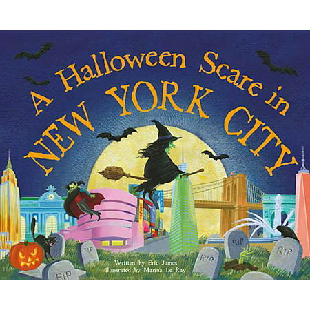 Halloween Scare in New York City, A - Halloween City Mi