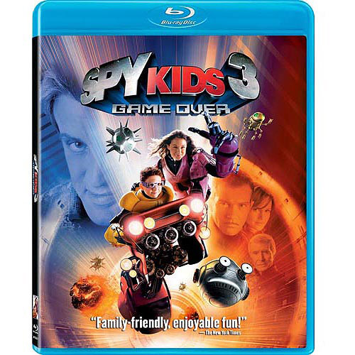 Spy Kids 3: Game Over (Blu-ray) (Widescreen)