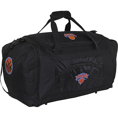 Roadblock Duffle Bag NBA Black - New York Knicks New York Knicks C1BKTNYKRBD