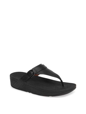 Fitflop Edit T-Strap Women's Arch Support Wedge Sandals T18-001