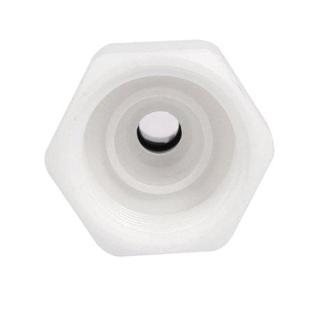 """1/4"""" Filetage femelle TubexM12 3pcs pour connexion rapide Système eau RO - image 2 de 4"""