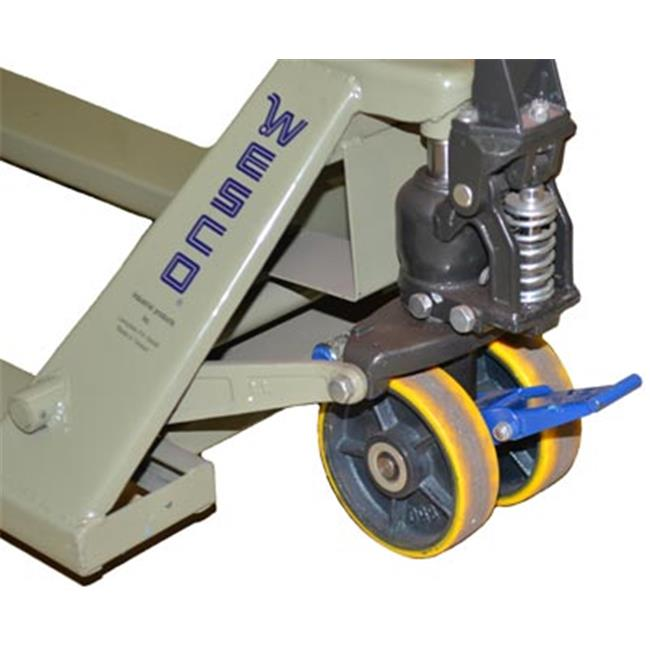Wesco Industrial 272861 PALLET MOVER: 27'' X 48'' QUICK LIFT
