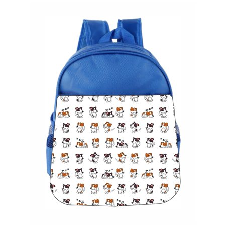 Toddler Bag Dog Vector Pattern Kids Backpack Toddler