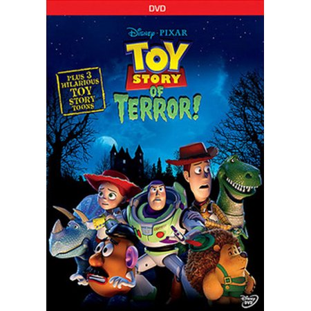 Toy Story of Terror! (DVD) - Terror Eyes Halloween Dvd