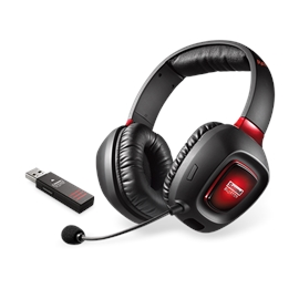 Creative Labs Headphone 70GH022000003 SB Tactic3D Rage Wireless Gaming Headset Retail by Creative Labs