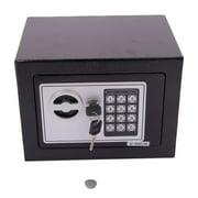 Ktaxon Durable Digital Electronic Safe Box Keypad Lock Home Office Hotel Safety Black