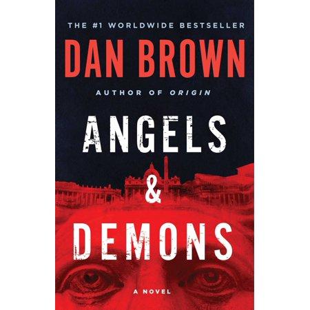 Angels & Demons : A Novel (Best Dan Brown Novel)