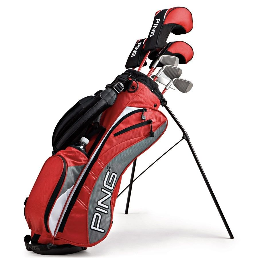 Ping MOXIE G JUNIOR COMPLETE GOLF SET AGES 8-9/ HEIGHTS 4...