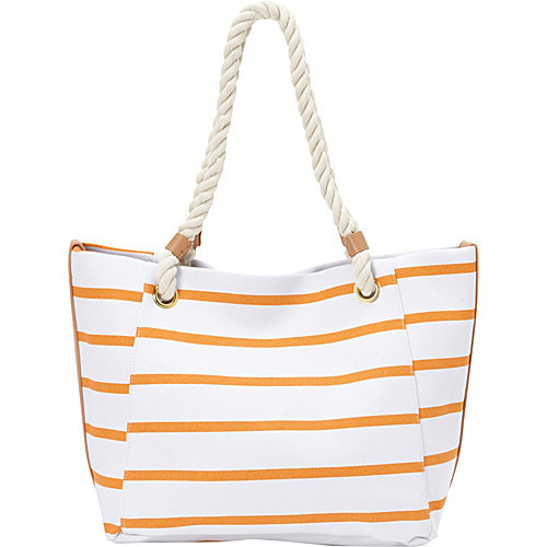 Magid Canvas Convertible Rope Handle Tote