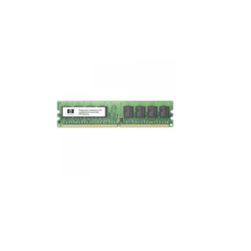 Hp 500672-b21 Ram Module - 4 Gb - Ddr3 Sdram 1333 Mhz Ddr3-1333/pc3-10600 - Ecc - Unbuffered - 240-pin Dimm - Hewlett Packard (500672b21)