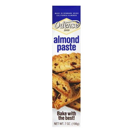 Almond Paste Pastry (Odense Almond Paste, 7 OZ (Pack of)