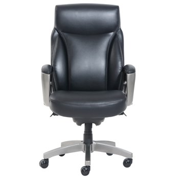 La-Z-Boy Arcadian Bonded Leather Executive Chair (Black or Brown)