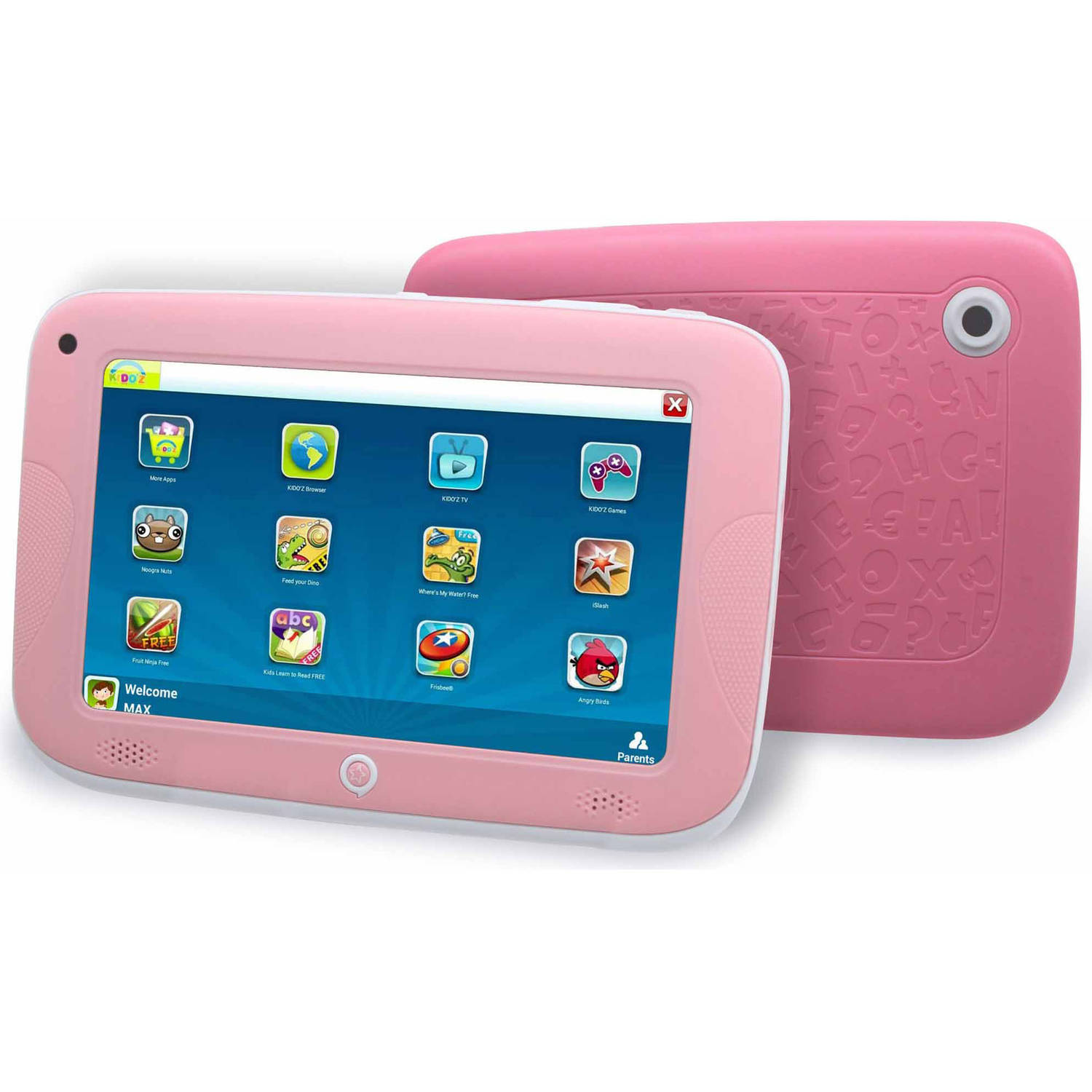 "Muffin Kinder 7"" Kids Tablet 8GB Memory Dual Core"