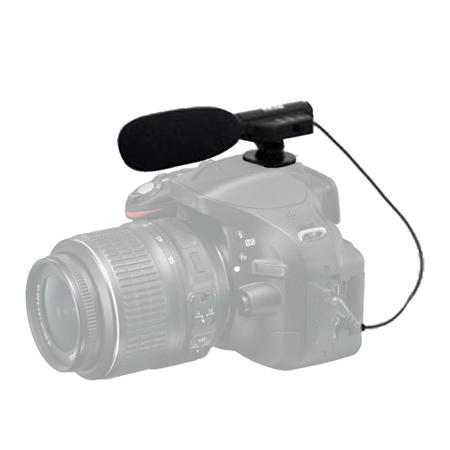 Nikon D5600 Digital SLR Camera Universal Mini Microphone MIC-403  External Microphone from