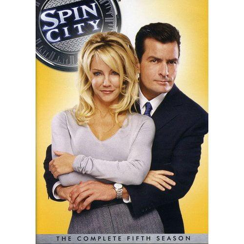 Spin City: Season Five (Full Frame)